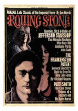Jefferson Starship, Rolling Stone no. 203, January 1976 Photographic Print by Greg Scott