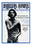 Mick Jagger, Rolling Stone no. 15, August 1968 Photographic Print by Dean Goodhill