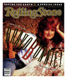 Bonnie Raitt, Rolling Stone no. 577, May 1990 Photographic Print by E.j. Camp
