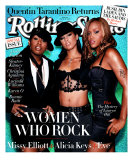Women Who Rock, Rolling Stone no. 934, October 2003 Photographic Print by Max Vadukul