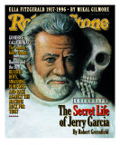 Jerry Garcia, Rolling Stone no. 740, August 1996 Photographic Print by Paul Davis