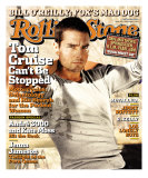 Tom Cruise, Rolling Stone no. 956, September 2004 Photographic Print by Tony Duran