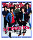 The Strokes, Rolling Stone no. 935, November 2003 Photographic Print by Max Vadukul