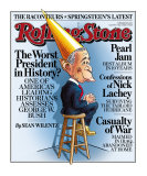 George W. Bush, Rolling Stone no. 999, May 2006 Photographic Print by Robert Grossman