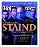 Staind, Rolling Stone no. 873, July 2001 Photographic Print by Mark Seliger