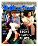 Stone Temple Pilots, Rolling Stone no. 753, February 1997 Photographic Print by Mark Seliger