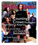 Counting Crows, Rolling Stone no. 685, June 1994 Photographic Print by Mark Seliger