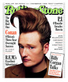 Conan O'Brien, Rolling Stone no. 743, September 1996 Photographic Print by Mark Seliger