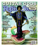 Jimi Hendrix, Rolling Stone no. 809, April 1999 Photographic Print by Mark Ryden