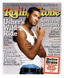 Usher, Rolling Stone no. 948, May 2004 Photographic Print by Martin Schoeller