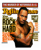 The Rock, Rolling Stone no. 870, June 2001 Photographic Print by Mark Seliger