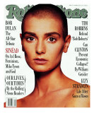 Sinead O&#39;Connor, Rolling Stone no. 642, October 1992 Photographic Print by Albert Watson