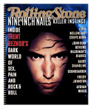 Trent Reznor, Rolling Stone no. 690, September 1994 Photographic Print by Matt Mahurin
