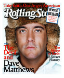 Dave Matthews, Rolling Stone no. 940, January 2004 Photographic Print by Martin Schoeller