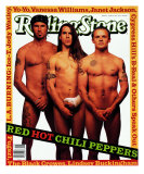 Red Hot Chili Peppers , Rolling Stone no. 633, June 1992 Photographic Print by Mark Seliger