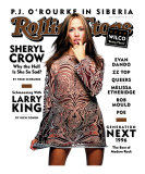 Sheryl Crow, Rolling Stone no. 747, November 1996 Photographic Print by Mark Seliger