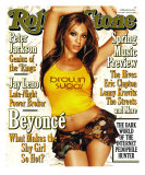Beyonce Knowles, Rolling Stone no. 943, March 2004 Photographic Print by Ruven Afanador