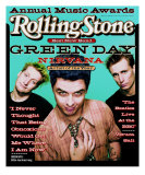 Green Day, Rolling Stone no. 700, January 1995 Photographic Print by Dan Winters