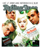 No Doubt, Rolling Stone no. 759, May 1997 Photographic Print by Norbert Schoerner