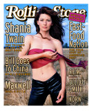 Shania Twain, Rolling Stone no. 794, September 1998 Photographic Print by Mark Seliger