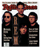 REM, Rolling Stone no. 625, March 1992 Photographic Print by Albert Watson