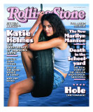 Katie Holmes, Rolling Stone no. 795, September 1998 Photographic Print by Mark Seliger