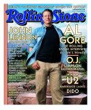 Al Gore, Rolling Stone cover