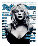 Courtney Love, Rolling Stone no. 697, December 1994 Photographic Print by Mark Seliger