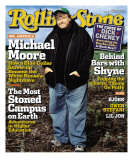 Michael Moore, Rolling Stone no. 957, September 2004, Photographic Print