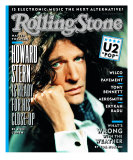 Howard Stern, Rolling Stone no. 756, March 1997 Photographic Print by Mark Seliger