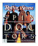 Spin Doctors, Rolling Stone no. 647, January 1993 Photographic Print by Mark Seliger
