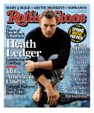 Heath Ledger, Rolling Stone no. 996, March 2006 Photographic Print by Sam Jones