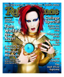 Marilyn Manson, Rolling Stone no. 797, October 1998 Photographic Print by Mark Seliger