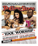 American Idol Judges, Rolling Stone no. 997, April 2006 Photographic Print by Michael Elins