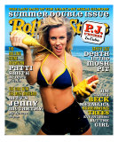 Jenny McCarthy, Rolling Stone no. 738/739, July 1996 Photographic Print by Mark Seliger