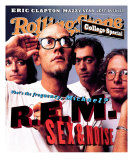 REM, Rolling Stone no. 693, October 1994 Photographic Print by Mark Seliger