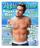 Mark McGrath, Rolling Stone no. 808, March 1999 Photographic Print by Mark Seliger