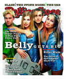 Belly, Rolling Stone no. 706, April 1995 Photographic Print by Mark Seliger