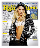 Gwen Stefani, Rolling Stone no. 966, January 2005 Photographic Print by Max Vadukul