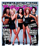 Spice Girls, Rolling Stone no. 764/765, July 1997 Photographic Print by Mark Seliger