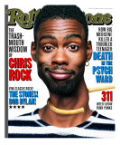 Chris Rock, Rolling Stone no. 770, October 1997 Photographic Print by Mark Seliger