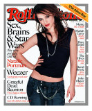 Natalie Portman, Rolling Stone no. 898, June 2002 Photographic Print by Albert Watson