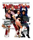 Cast of Saturday Night Live, Rolling Stone no. 774, December 1997 Photographic Print by Mark Seliger