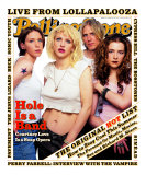 Hole, Rolling Stone no. 715, August 1995 Photographic Print by Mark Seliger