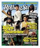 Dave Matthews Band, Rolling Stone no. 976, June 2005 Photographic Print by Martin Schoeller