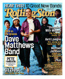 Dave Matthews Band, Rolling Stone no. 902, August 2002 Photographic Print by Danny Clinch