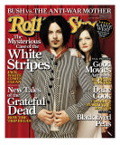 White Stripes, Rolling Stone no. 982, September 2005 Photographic Print by Martin Schoeller