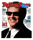 Jack Nicholson, Rolling Stone no. 782, March 1998 Photographic Print by Albert Watson