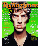 The Verve, Rolling Stone no. 784, April 1998 Photographic Print by Mark Seliger
