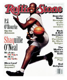 Shaquille O'Neal, Rolling Stone no. 670, November 1993 Photographic Print by Mark Seliger
